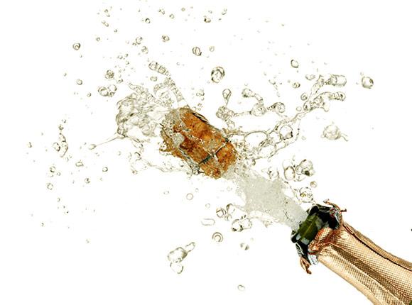 Så här gör man champagne och mousserande vin
