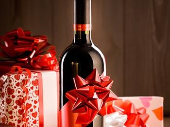 Bästa vinerna att ge bort som present