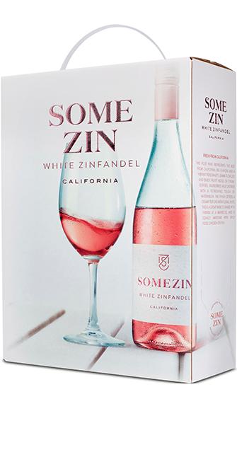 SomeZin White Zinfandel BiB