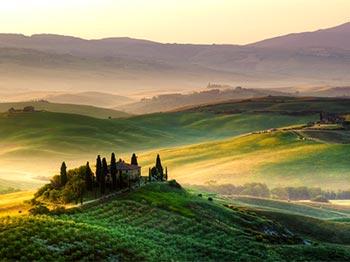 Tre goda viner från Italien