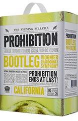 Prohibition Bootleg Viognier Chardonnay Symphony