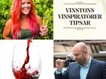 Vinstons vinspiratörer tipsar: November