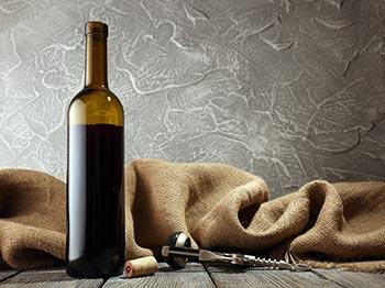 Vin till ostbrickan