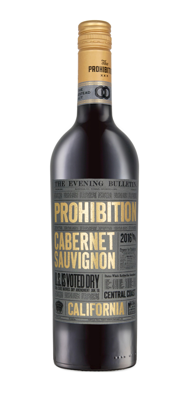 Prohibition Cabernet Sauvignon