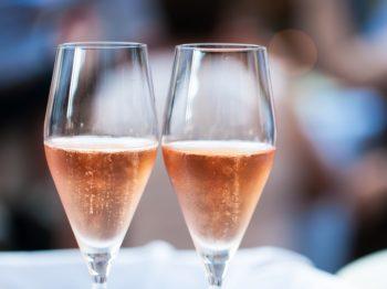 Rosa bubblor året om